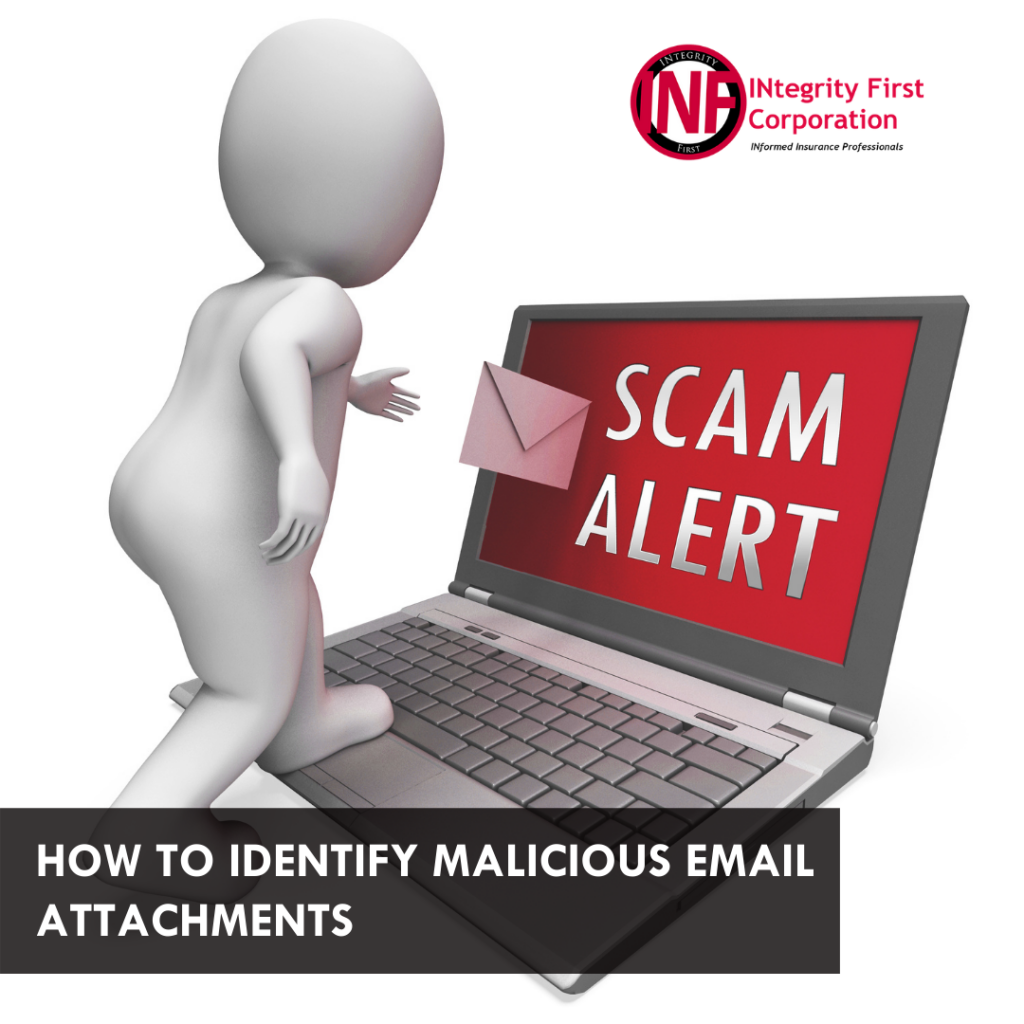 Malicious email alert